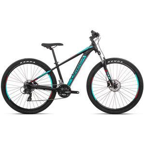 """ORBEA MX XS 60 Kids 27,5"""" Black-Turquoise-Red bei fahrrad.de Online"""
