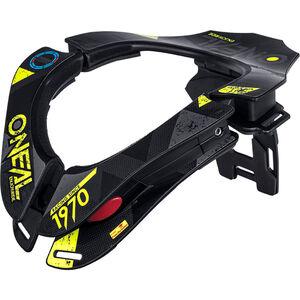 ONeal Tron Neckbrace ASSAULT black/blue/yellow