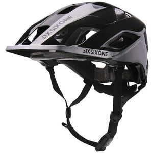 SixSixOne EVO AM MIPS Helm metallic black metallic black