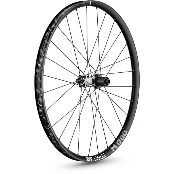 "DT Swiss H 1700 Spline Hinterrad 29"" Disc 6-Loch 148/12mm Steckachse black"