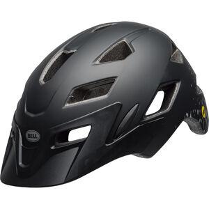 Bell Sidetrack MIPS Helmet Kinder black/silver black/silver