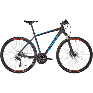 Serious Tenaya Men Black Matt Blue bei fahrrad.de Online