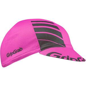 GripGrab Lightweight Summer Cycling Cap pink pink