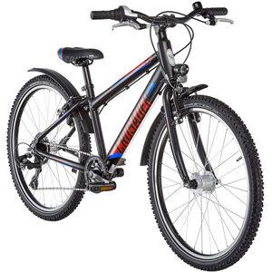 Puky Crusader 24-8 Kinderfahrrad Alu Active light schwarz bei fahrrad.de Online
