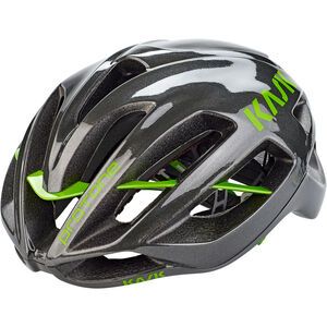 Kask Protone Helm anthracite/green anthracite/green