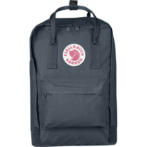 "Fjällräven Kånken Laptop 15"" Backpack graphite graphite"