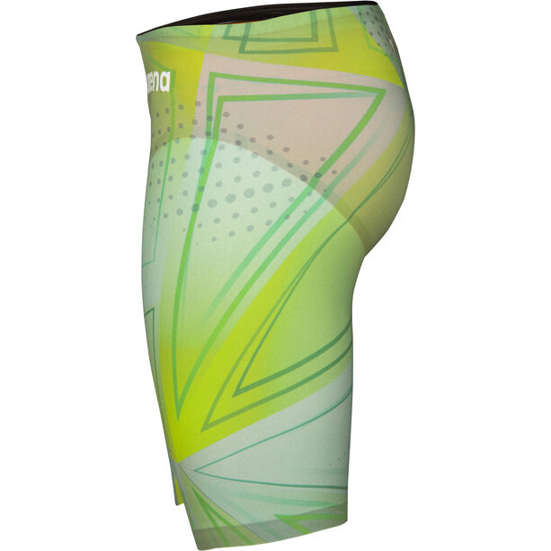 arena R-EVO ONE Jammer LTD Edition 2019 Jungen green glass
