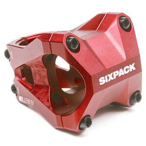Sixpack Millenium Vorbau Ø35,0 mm red red