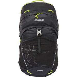 Bergans Rondane 30L Backpack Black/Neon Green bei fahrrad.de Online