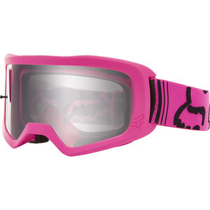 Fox Main II Race Brille pink/clear pink/clear