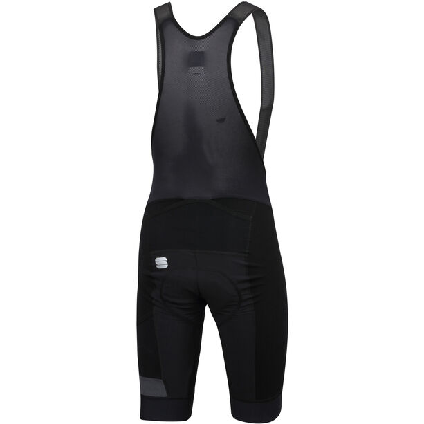 Sportful Giara Mid-Season Trägerhose kurz Herren black