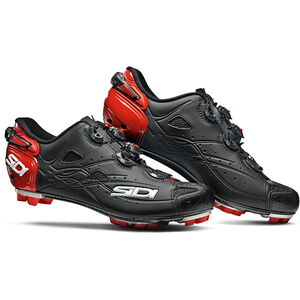 Sidi MTB Tiger Schuhe Herren matt black/red matt black/red
