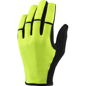 Mavic Essential Thermo Gloves safety yellow safety yellow