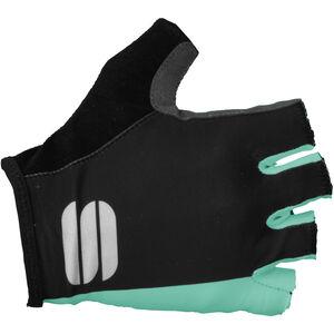 Sportful Diva Gloves Damen black/miami green black/miami green