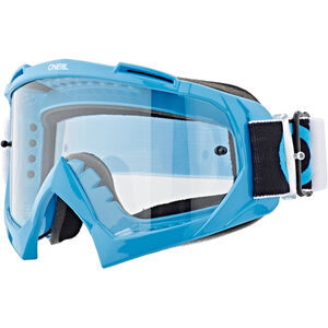 O'Neal B-10 Goggles twoface blue-clear