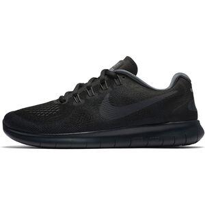 Nike Free RN 2017 Running Shoes Women black/anthracite-dark grey-cool grey bei fahrrad.de Online
