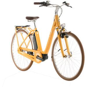 Cube Ella Cruise Hybrid 400 Easy Entry yellow/white yellow/white