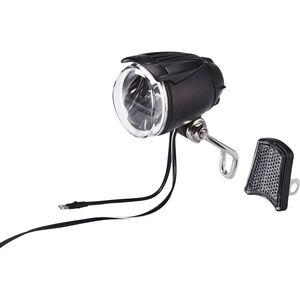 Busch + Müller IQ Cyo Premium E-Bike-Frontscheinwerfer LED schwarz schwarz