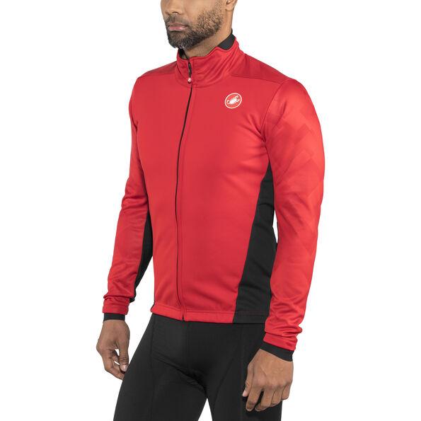 Castelli Mitico Jacket Herren red red