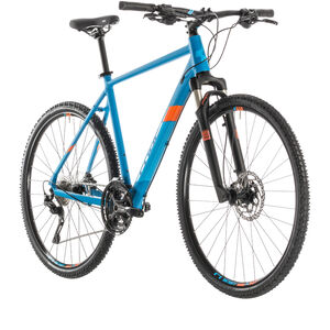 Cube Cross Pro Blue'n'Orange bei fahrrad.de Online