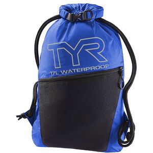 TYR Alliance Waterproof Sackpack royal royal