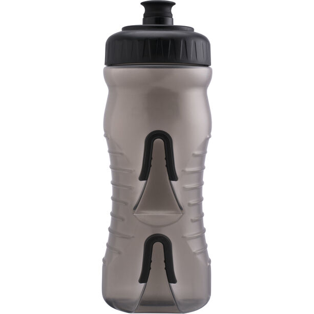 Fabric Cageless Bottle 600ml grey/black