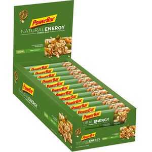 PowerBar Natural Energy Cereal Bar Box Sweet'n Salty 24 x 40g