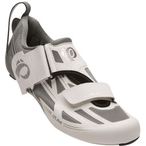PEARL iZUMi Tri Fly Elite V6 Shoes Damen white/silver white/silver