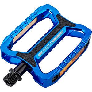 Sixpack Network Pedals blue blue