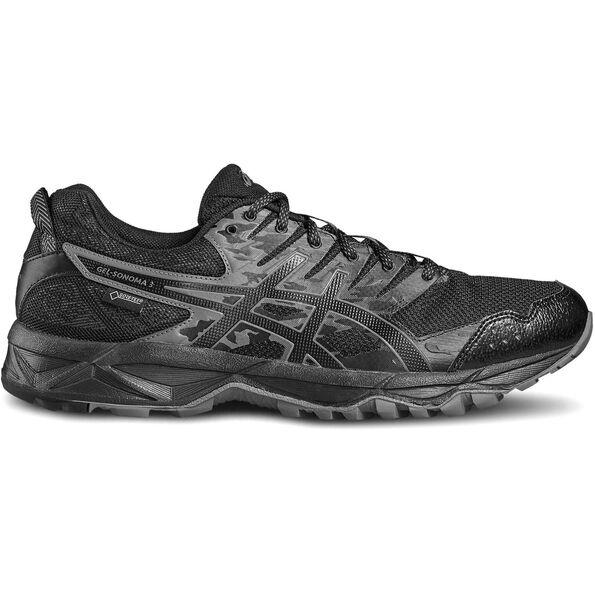asics Gel-Sonoma 3 G-TX Shoes black/onyx/carbon