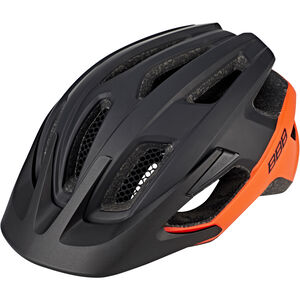 BBB Kite BHE-29 Helmet matt schwarz/orange matt schwarz/orange