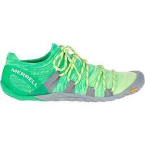 Merrell Vapor Glove 4 3D Shoes Damen sunny lime/beetle sunny lime/beetle