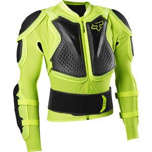 Fox Titan Sport Protektorenjacke fluorescent yellow fluorescent yellow