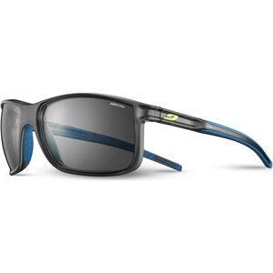 Julbo Arise Reactiv Performance 0/3 Sunglasses Herren translucent black/blue translucent black/blue
