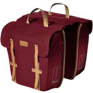 Basil Portland Slimfit Double Bag dark red dark red