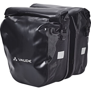 VAUDE SE Back Pannier 2 Bike Bag black black