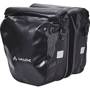 VAUDE SE Back Pannier 2 Bike Bag black black