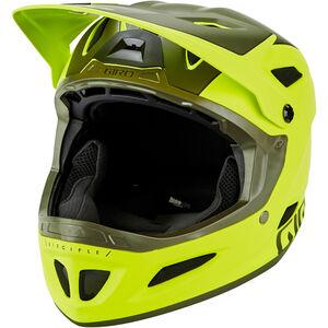 Giro Disciple MIPS Helmet matte citron/olive matte citron/olive