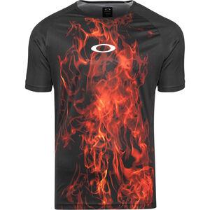 Oakley MTB SS Tech Tee Herren flames flames