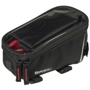Basil Sport Rahmentasche 1l schwarz