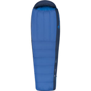 Sea to Summit Trek TkI Sleeping Bag Long bright blue/denim bright blue/denim