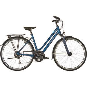 Diamant Ubari Damen stahlblau metallic bei fahrrad.de Online