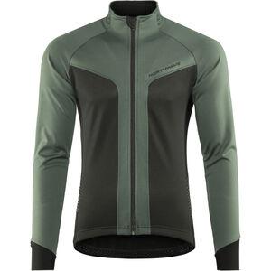 Northwave Reload Selective Protection Jacket Men green forest/black