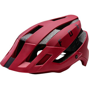 Fox Flux Helmet Mips Men dark red bei fahrrad.de Online