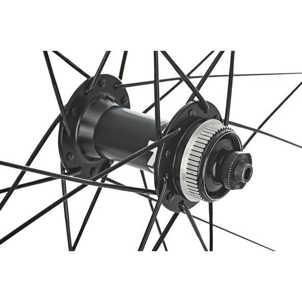 """Shimano WH-MT500 MTB Vorderrad 29"""" Disc CL Clincher QR schwarz"""