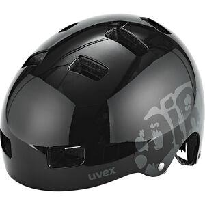 UVEX Kid 3 Helmet Kinder dirtbike black dirtbike black