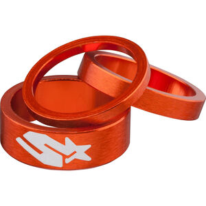 Spank Headset Spacer Kit 3 Stück orange orange