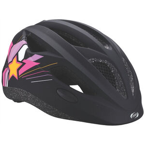BBB Hero Flash Star BHE-48 Helm matt schwarz bei fahrrad.de Online