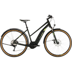 Cube Cross Hybrid EXC 500 Allroad Trapez Green'n'Green bei fahrrad.de Online