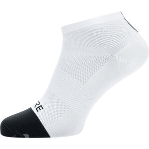 GORE WEAR M Light Short Socks white/black